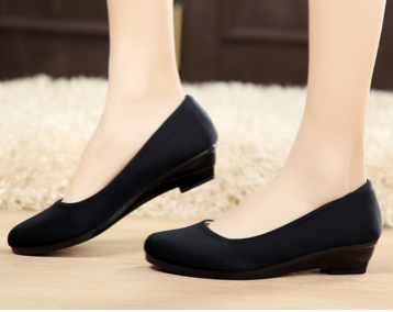 black beijin shoes