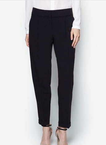 blacktaperedtrouser