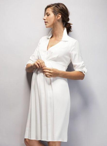 bdf2835edb0827c7de76947eb8581545--maternity-shirt-dress-maternity-outfits