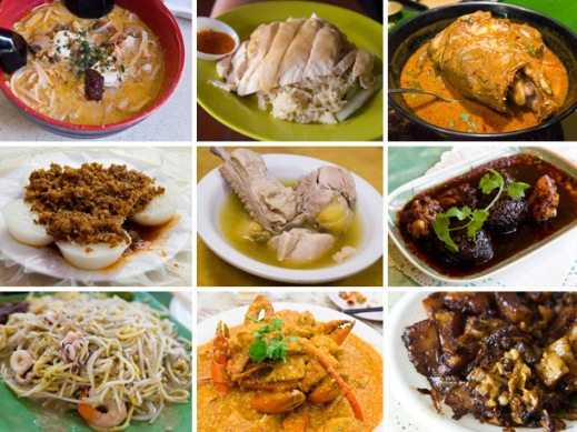 Singaporemummy food